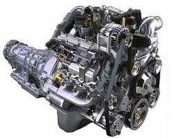 Ford Powerstroke Engine