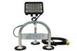 Larson Electronics Releases 72 Watt LED Flood Light with Magnetic Mount Pedestal Base