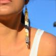 Coastal View Earrings by Hot Girls Bead