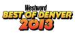 "Rugged Apparel Awarded ""Best of Denver 2013"" for..."