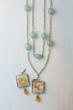 Jewel Kade Duet Necklace & Discover Beauty Charm