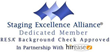 Staging Excellence Award