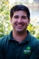 Dan Mello, Certified Arborist and Owner of Seacoast Tree Care