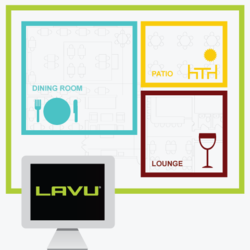 Lavu iPad POS features
