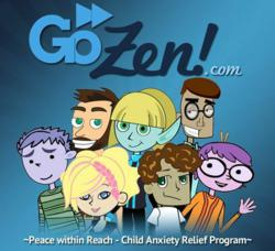 GoZen: Anxiety Relief For Kids