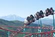 The Cliffhanger Roller Coaster at Glenwood Caverns
