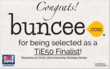 TiE Silicon Valley Selects buncee® as a TiE50 2013 Finalist