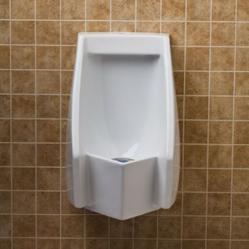 Waterless Hybrid Urinal