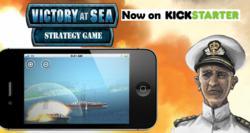 Victory At Sea KickStarter Image