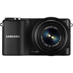 Samsung NX2000 Mirrorless Digital Camera with 20-50mm Lens