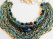 Statement Bib Necklace by Georgean Beauty