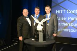 HITT's ABC Eagle Award