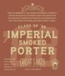 Great Lakes Brewing Company's label for their version of the Class of '88 Smoked Imperial Porter collaboration brew.