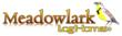 Meadowlark Log Homes Logo