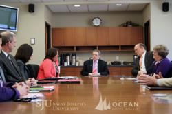 Saint Joseph's University partners with Ocean County College
