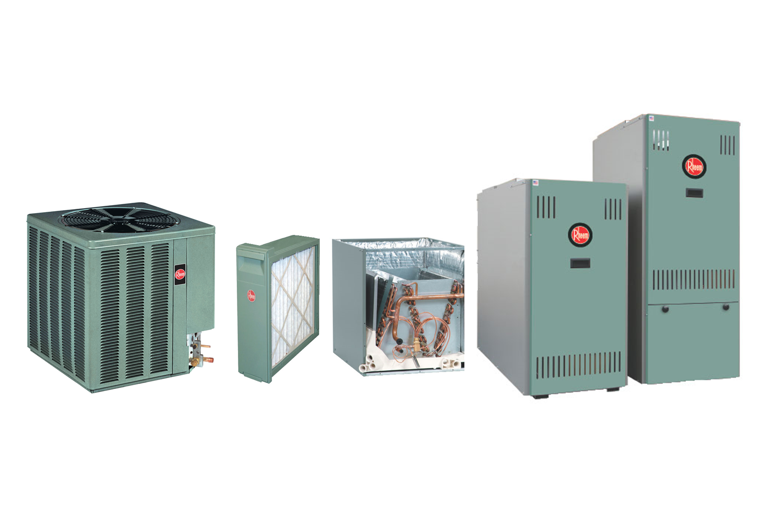 Diagram Rheem Air Conditioning Products In Arizona