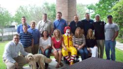 Aire Serv Tours Ronald McDonald House Houston