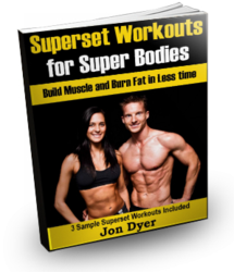 Book Superset Workouts for Super Bodies