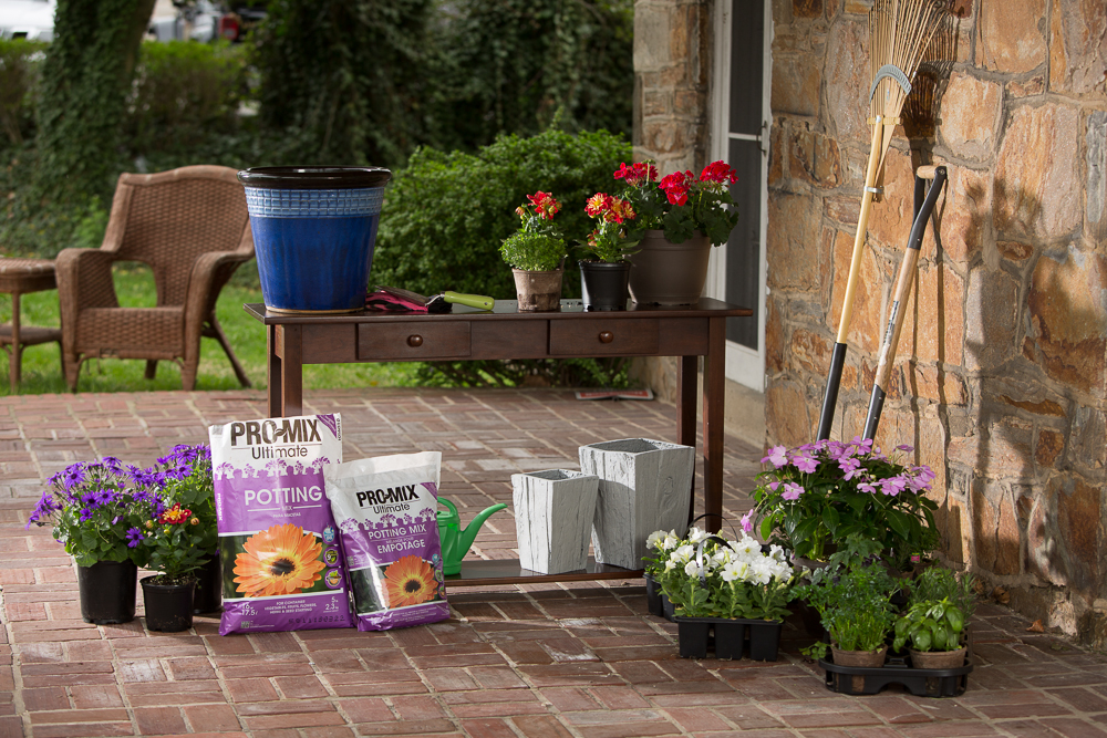 May Is The Month For Container Gardening