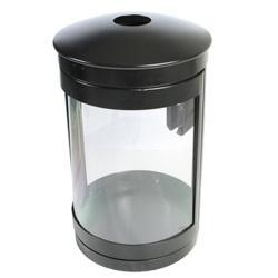 Homeland Security Trash Cans