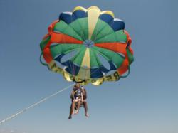 Parasailing in Panama City Beach, FL