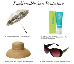 Top 4 Fashionable Sun Protection Gifts for Mother's Day