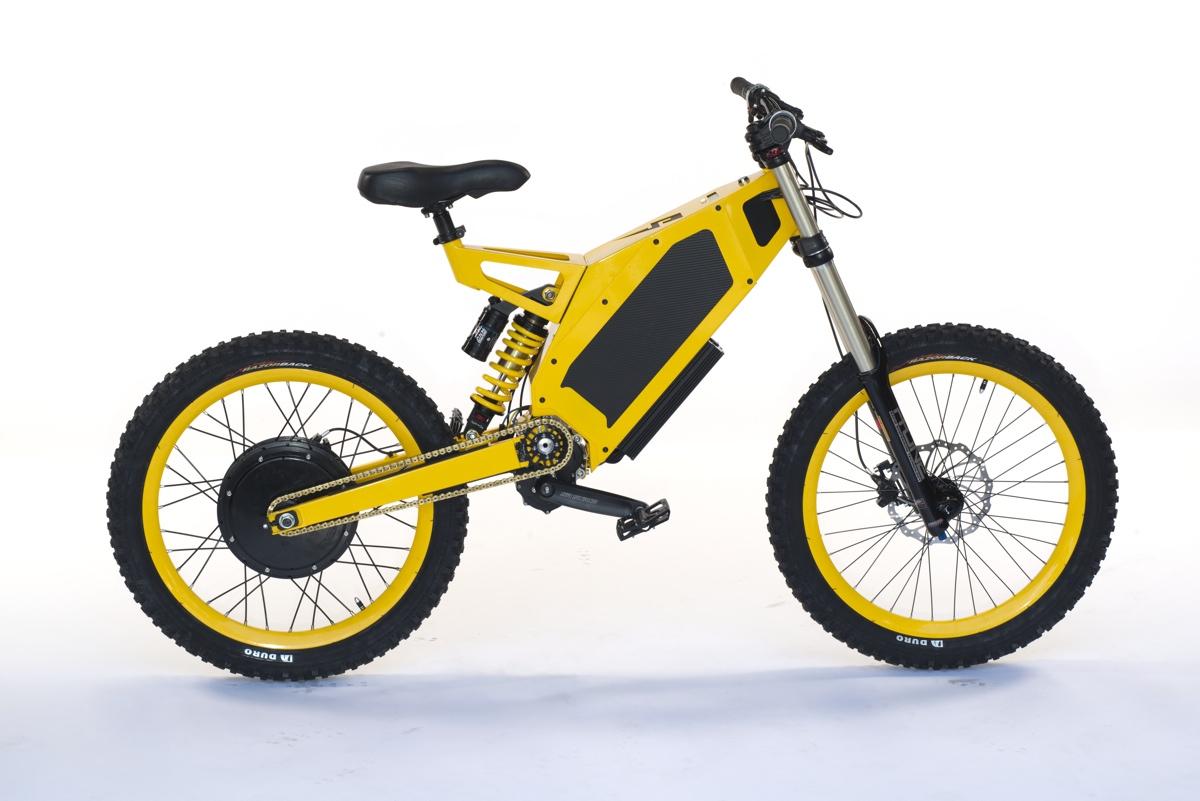 Stealth Electric Bikes Enhances High Performance Upgrades