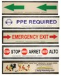 Stop-Painting.com Announces New Custom Printed Floor Marking Tape