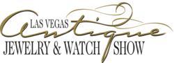Las Vegas Antique Jewelry & Watch Show Logo