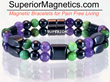Pain Relief in Seconds with Gemstone Magnetic Bracelet Announced Pain...