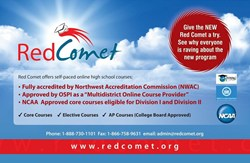 Red Comet S Online Curriculum For High School Unveils Brand New Enrichment Course On Digital Photography I