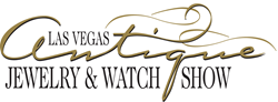 Las Vegas Antique Jewelry & Watch Show Logo