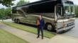 Luxury Motorhome Rental Private Driver