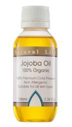 Natural Life pure Jojoba Oil