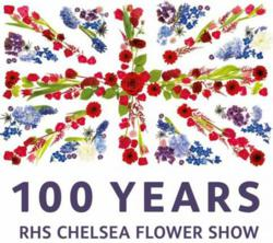 Complimentary Ticket Giveaway from The Garden Furniture Centre to celebrate 100 years of The Chelsea Flower Show in 2013.