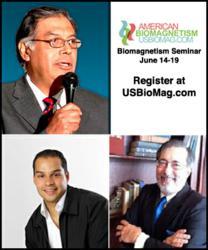 American Biomagnetism Level 1 Training Seminar taking place June 14-19th