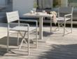 Cross Garden Dining Chair from Manutti