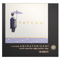 TATCHA Evening Aburatorigami Japanese Beauty Blotting Papers