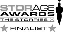 Storage Awards Finalist Logo