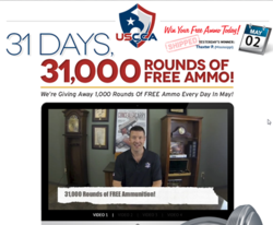 US Concealed Carry Assn. Free Ammo Giveaway