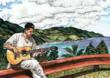 See World Class Musician Steve Katz On His Home Island Of St. Croix