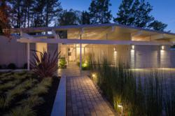 Eichler Home Landscape Design by GardenArt Group