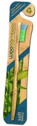 The WOOBAMBOO eco-toothbrush