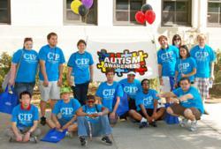 CIP Long Beach student volunteer group
