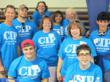 Group photo of CIP staff and students