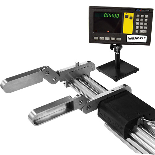Linear Measuring Devices : Accurately measure long length materials up to quot with