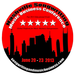 Nashville Songwriting and Music Business Conference 2013