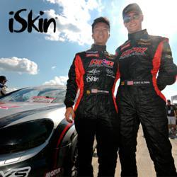 iSkin protective cases sponsors motorsports