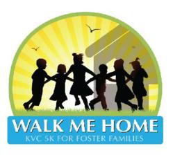 KVC Walk Me Home 5K Logo