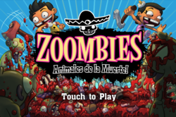 The undead apocalypse is starting in a Mexican Zoo and two kids on a field trip are the only ones who can stop the 'Zoombies' from unleashing their undead plague on the world!